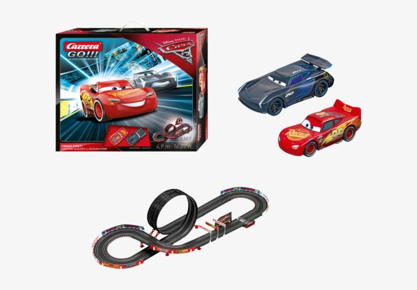 Carrera Go Disney-pixar Cars - Carrera Go Cars 3, transparent png #8514067