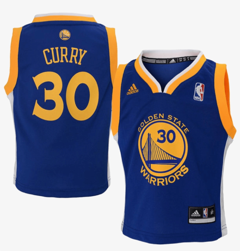 Steph Curry - Golden State Warriors Jersey Design, transparent png #8515797