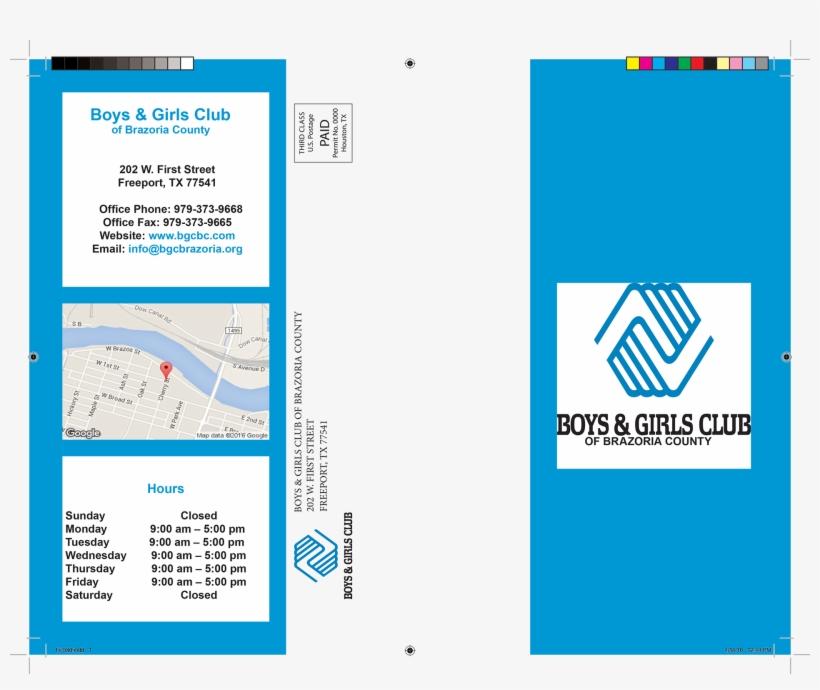 Boys & Girls Club Tri-fold - Boys And Girls Club Of Lee County, transparent png #8518728