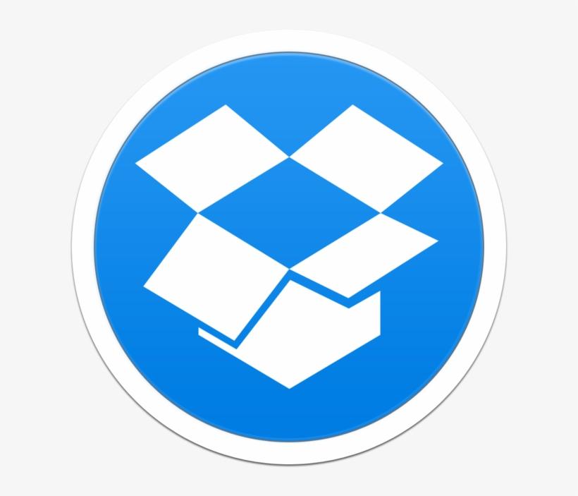 App Drop For Dropbox - Facebook Messenger Logo Circle, transparent png #8521224