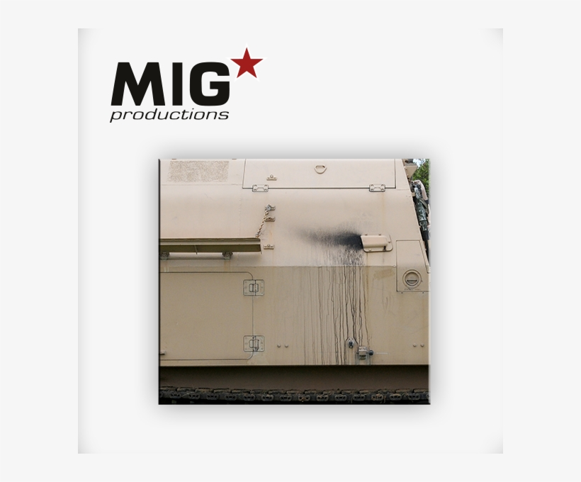 F400 Grey For Yellow Sand Filter Migproductions 600× - 1 48 Mig Productions, transparent png #8521607