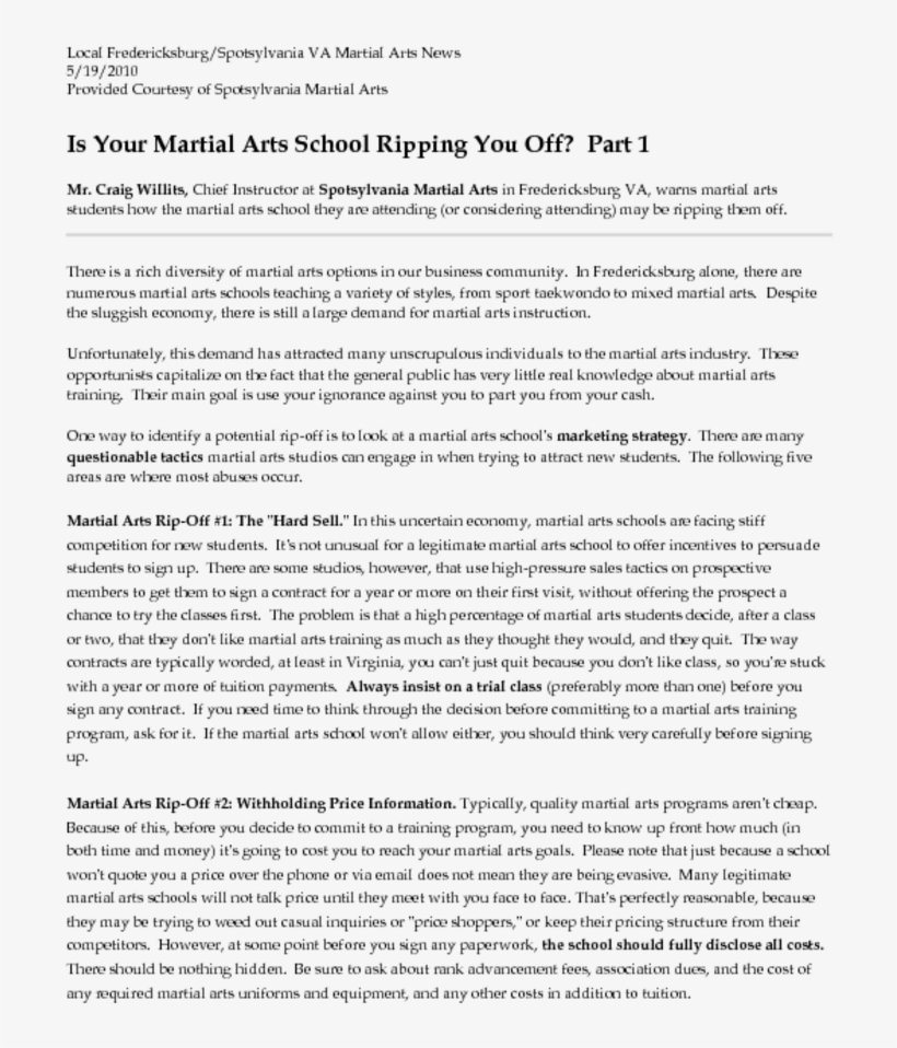 Is Your Martial Arts School Ripping You Off Part - Juvenile Delinquency Chapter 2, transparent png #8521881