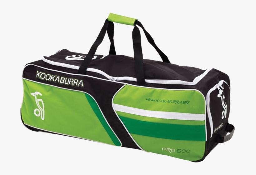 Kookaburra Kit Bag Pro 600, transparent png #8529855
