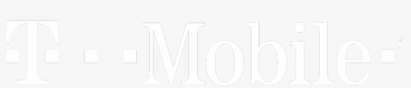 Tmobile Logo White With Transparency T Mobile Logo White Free