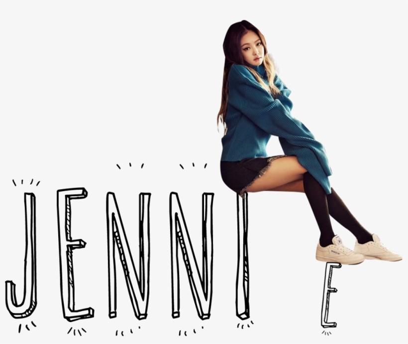 Jennie Sticker - Jennie Blackpink Jennie Png - Free
