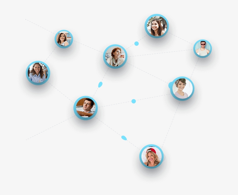 Followers On Instagram - Circle, transparent png #8561263