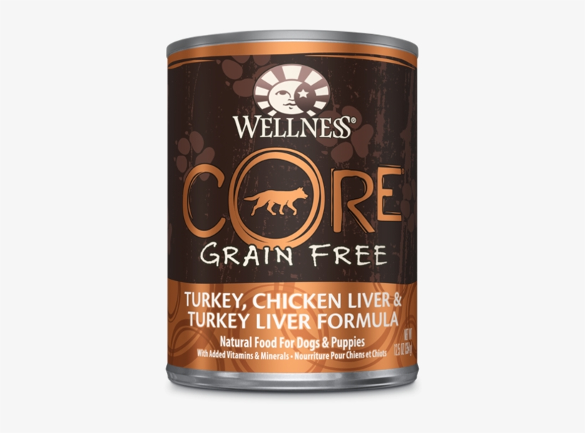 Wellness Core Wet Turkey, Chicken Liver & Turkey Liver - Wellness Core Turkey Chicken, transparent png #8563876