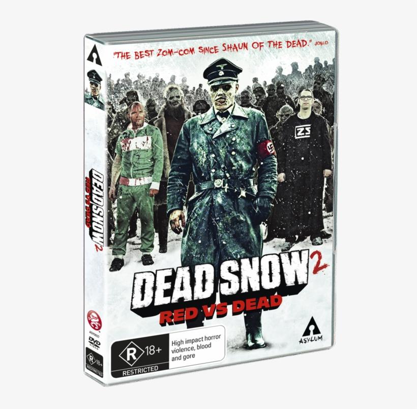 Dead Snow - Dead Snow 2 Red Vs Dead Poster, transparent png #8566977
