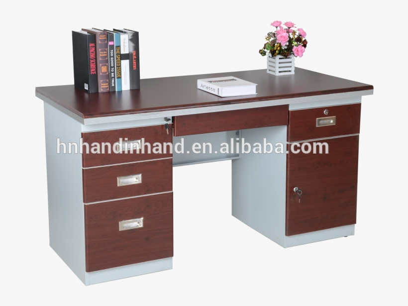 China Kd Office Furniture, China Kd Office Furniture - Computer Desk, transparent png #8567910