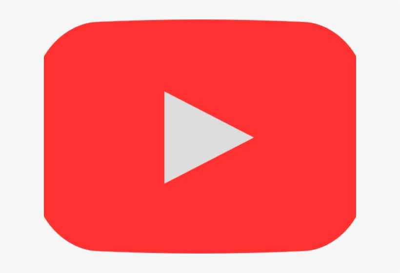 Play Button Clipart Transparent - Small Youtube Play Button, transparent png #8574392