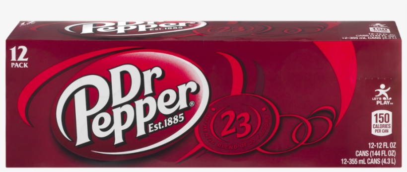 Pepper, 12 Ct, 12 Fl Oz - Dr Pepper, transparent png #8576583