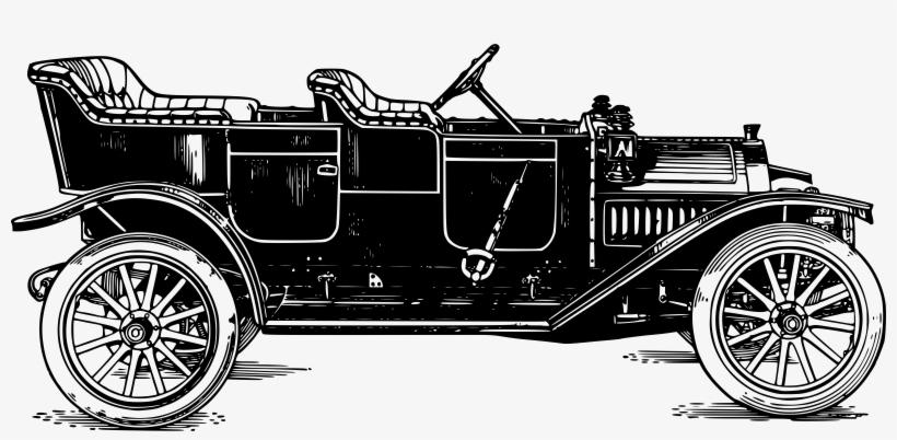 Antique Car Electric Car Vintage Car Classic Car - Vintage Car, transparent png #8577734