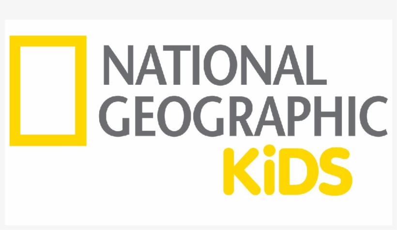National Geographic Kids Magazine - National Geographic Kids Logo, transparent png #8579090