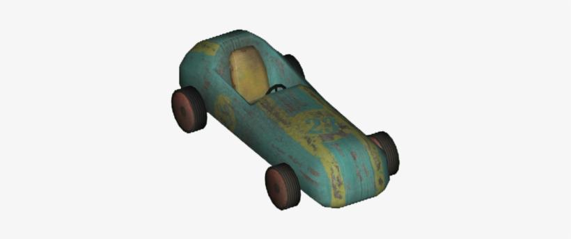 Toy Car - Vintage Car, transparent png #8583002