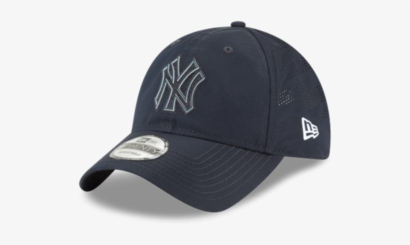 92cee2558d630 New York Yankees All Black New Era Adjustable Hat - Baseball Cap ...
