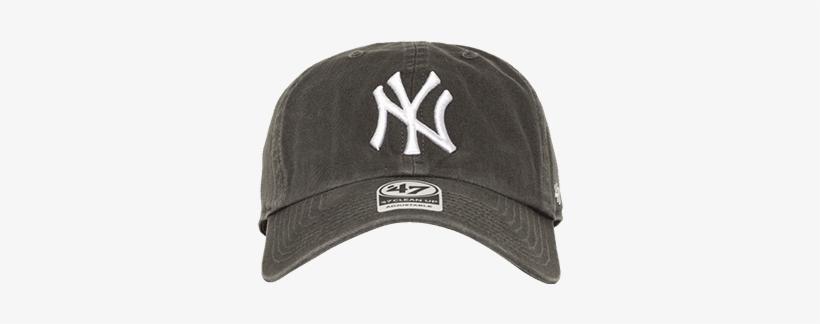Hudson Clean Up New York Yankees 47 B Hudsn17ows Xd - New York Yankees, transparent png #8584316