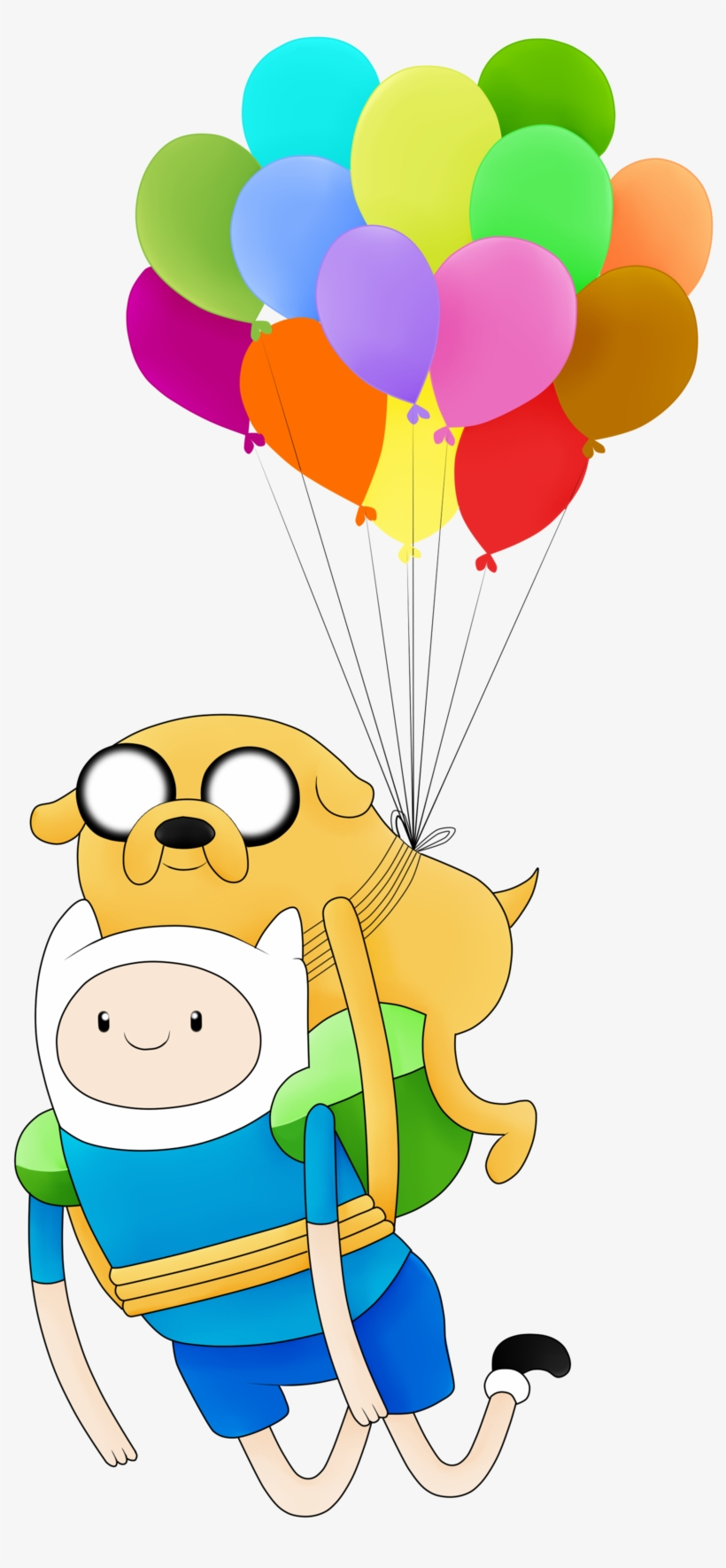 Adventure Time Finn Clipart - Adventure Time Finn And Jake Png, transparent png #8587018