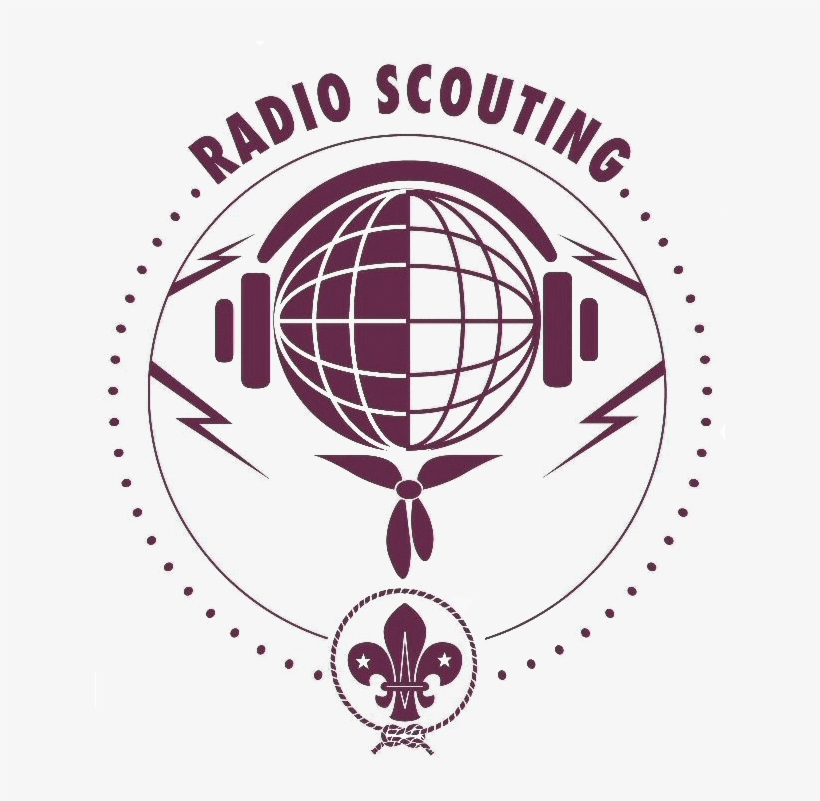 The Term Radio Scouts Is Used As Shorthand For Scouts - Logo Radio Scouting Png, transparent png #8591330