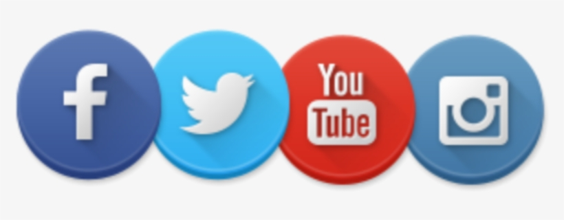 Facebook Instagram Twitter Youtube @muhammadjavedopt - Facebook Twitter Instagram Png, transparent png #8593722