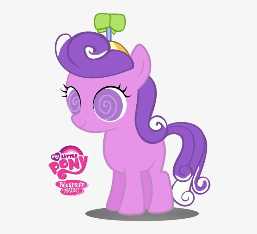 My Little Friendship Magic Pony Pink Purple Mammal - My Little Pony Friendship Is Magic Screwball Mlp, transparent png #8595335