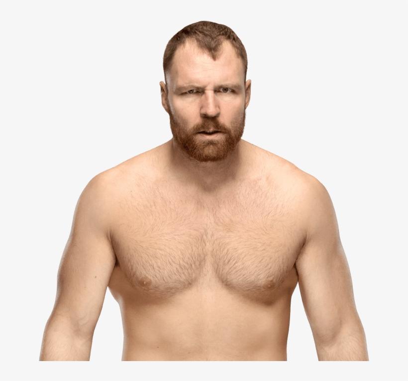 Dean Ambrose Intercontinental Champion 2018, transparent png #8598947