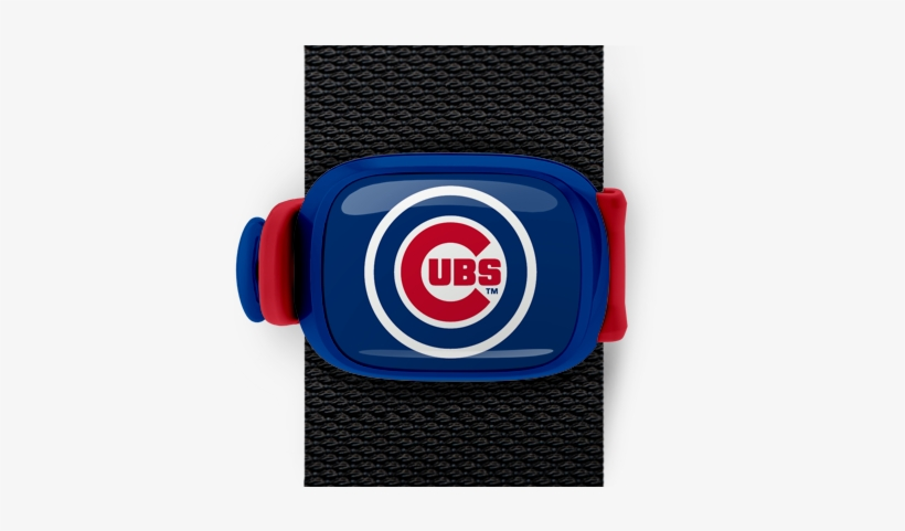 Chicago Cubs Stwrap - Mlb Chicago Cubs Logo Canvas Wall Art Blue, transparent png #861867