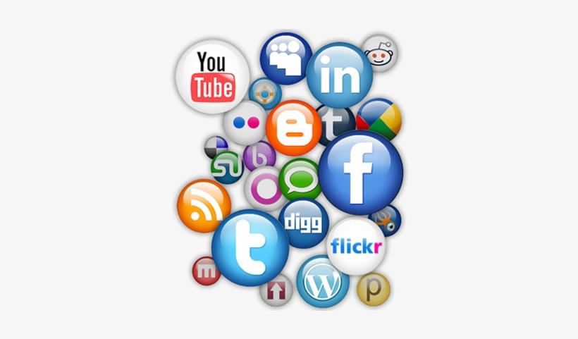 Social Media Marketing Png, transparent png #862344