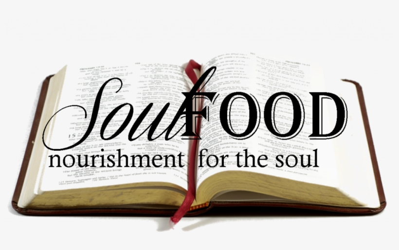 Soul Food Is Our Adult Bible Study - Dover First Christian Church, transparent png #865098