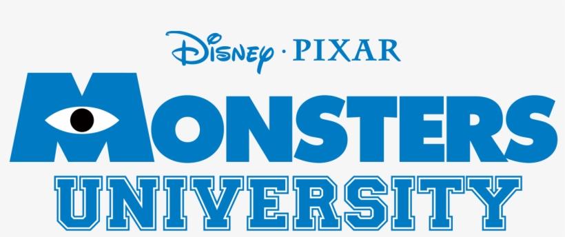 Monsters University - Monsters University Pixar Logo, transparent png #867796