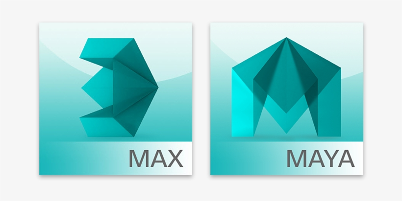 What To Choose Ds Vs Maya Cinema - 3ds Max Logo Png - Free
