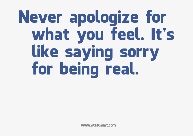 Quotes About Being Really Sorry - Quotes For I Miss You So Much, transparent png #8612829