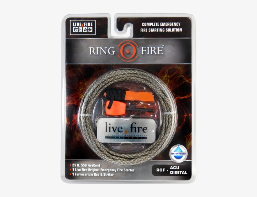 Ring O Fire - Live Fire Ring O Fire, transparent png #8616091