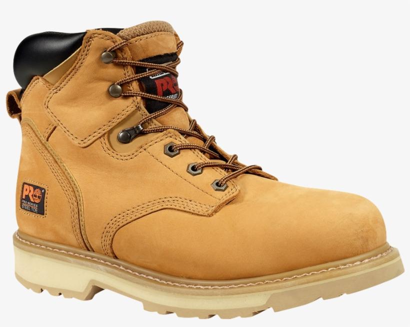 Timberland Pro 33030 Men's Soft Toe 6 - Mens Non Slip Timberland Work Boot, transparent png #8619033