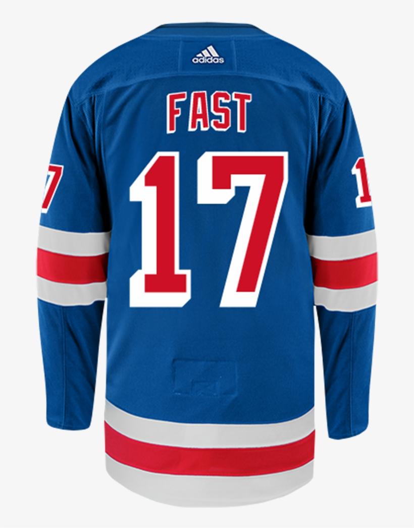 New York Rangers Jersey, transparent png #8624028