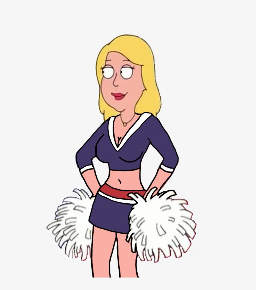 Hope Jennings As A Nep Cheerleader By Darthraner83 - Family Guy Hot Girls, transparent png #8629157