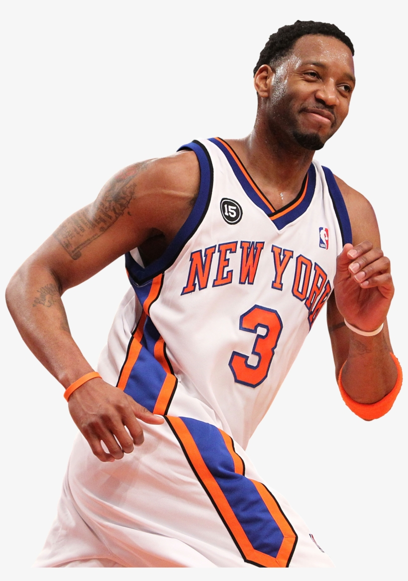 Tracy Mcgrady Graphics, Pictures, - Tmac New York Knicks, transparent png #8631500