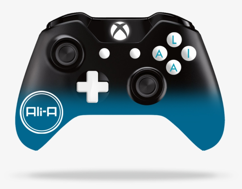 Ali A - Google Search - Xbox One Wireless Controller In Black, transparent png #8632272