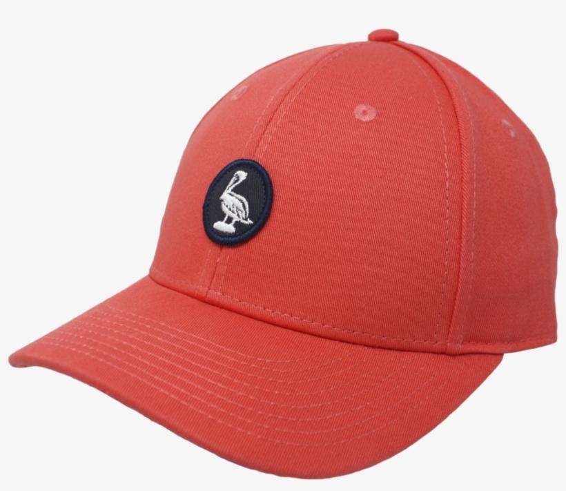 Pelican Vacation / Strapback - Kids Baseball Hat, transparent png #8633122
