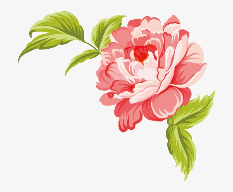 Creative Watercolor Watercolor Painting Flower - Watercolor Flower Transparent Background, transparent png #8636689