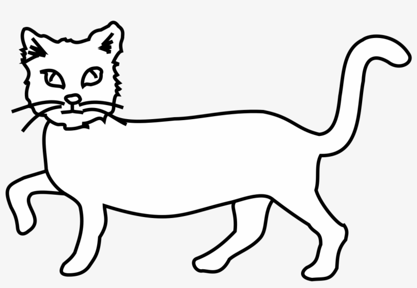 Jumping Cat Images - Domestic Short-haired Cat, transparent png #8646256