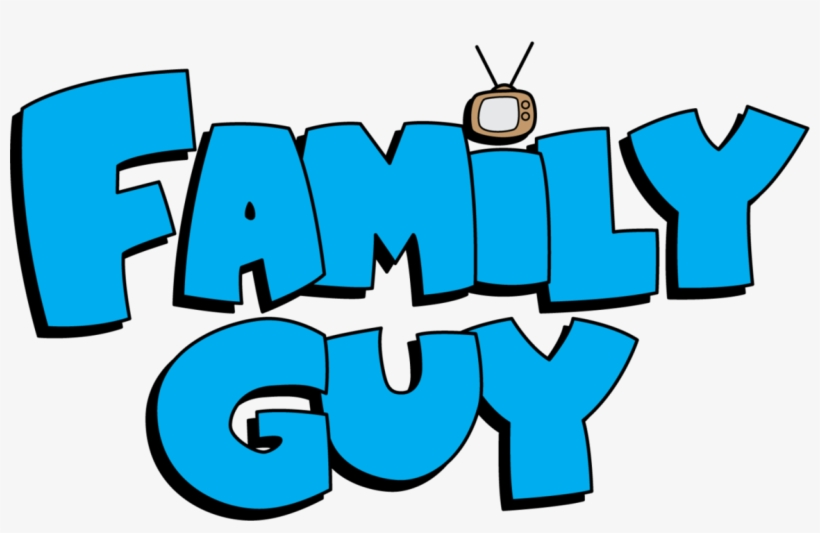 Family Guy Opening Titles Logo Design By Sjvernon On - Family Guy Png Logo, transparent png #8649267