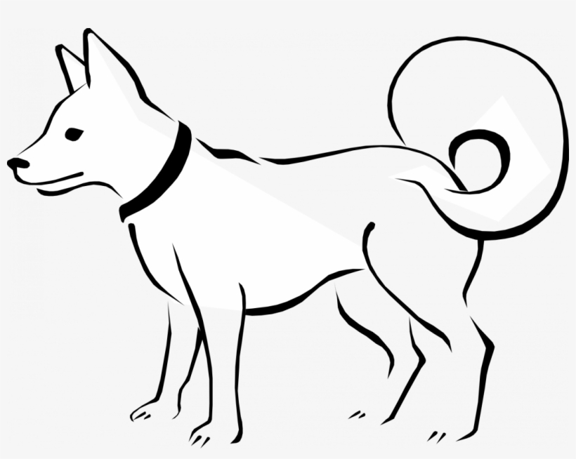 Large Size Of How To Draw A Easy Dog Head An House Dog Clipart