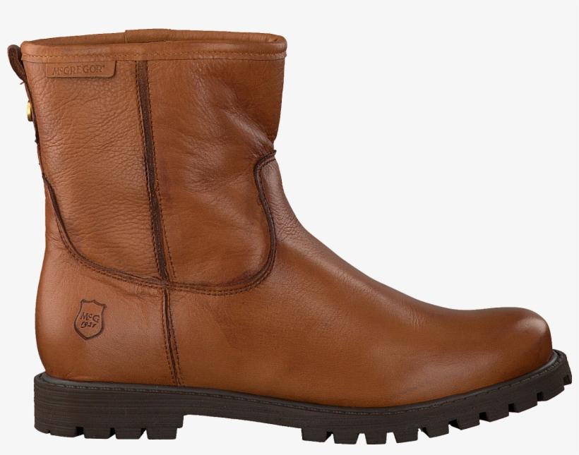 Cognac Mcgregor Ankle Boots Blair Womens Leather Brand - Sepatu Safety Untuk Tambang, transparent png #8679988