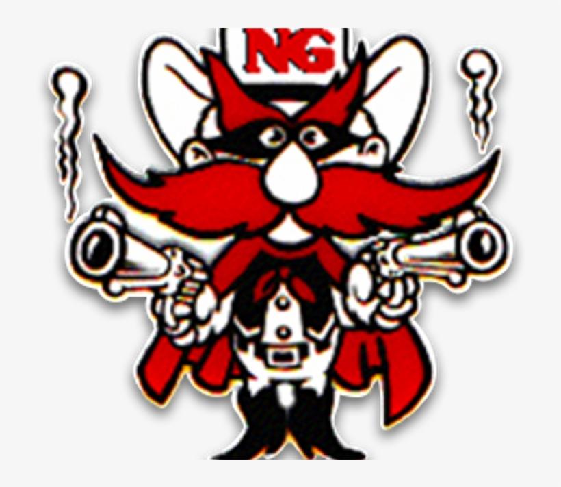 North Garland Raiders - North Garland High School Logo, transparent png #8682792