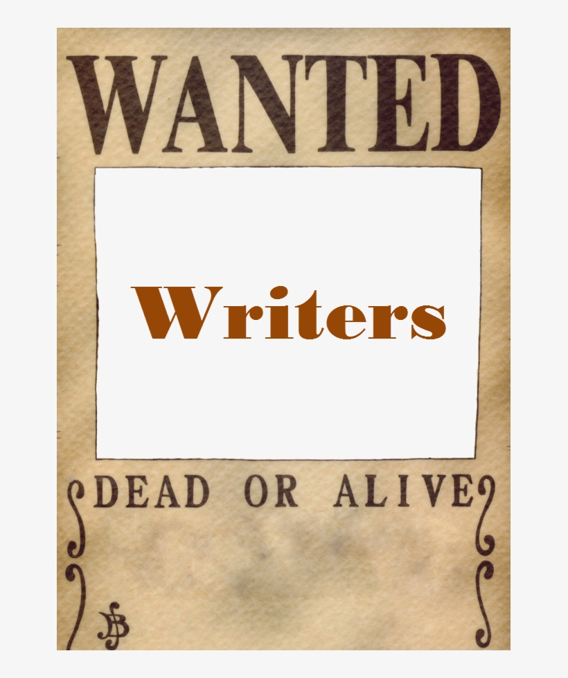 8 Winter/spring 2014 Writing Contests In Memoir/creative - One Piece Wanted, transparent png #8688148