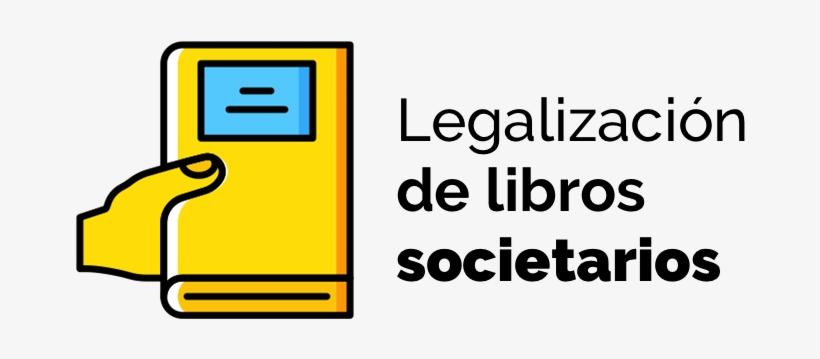 Legalización De Libros En El Registro Mercantil Español - Legalizacion De Libros Contables, transparent png #8693593