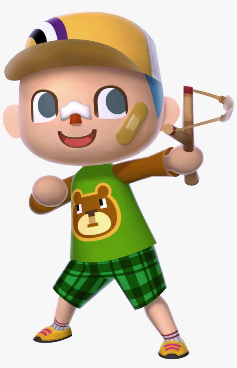 Villager Png - Animal Crossing Villager, transparent png #8697638