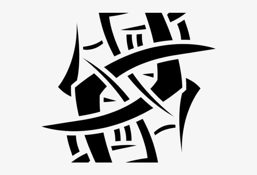 Dragon Tattoos Clipart Png Cb Edit - Picsart Tattoo Png Hd, transparent png #8699450