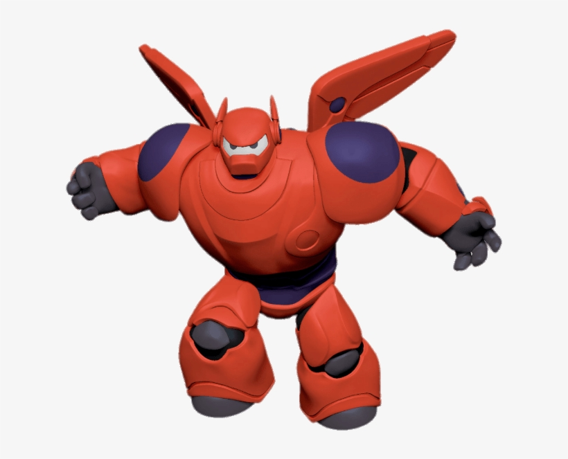 Big Hero 6 Baymax In Armour - Big Hero 6 Characters Baymax, transparent png #870004