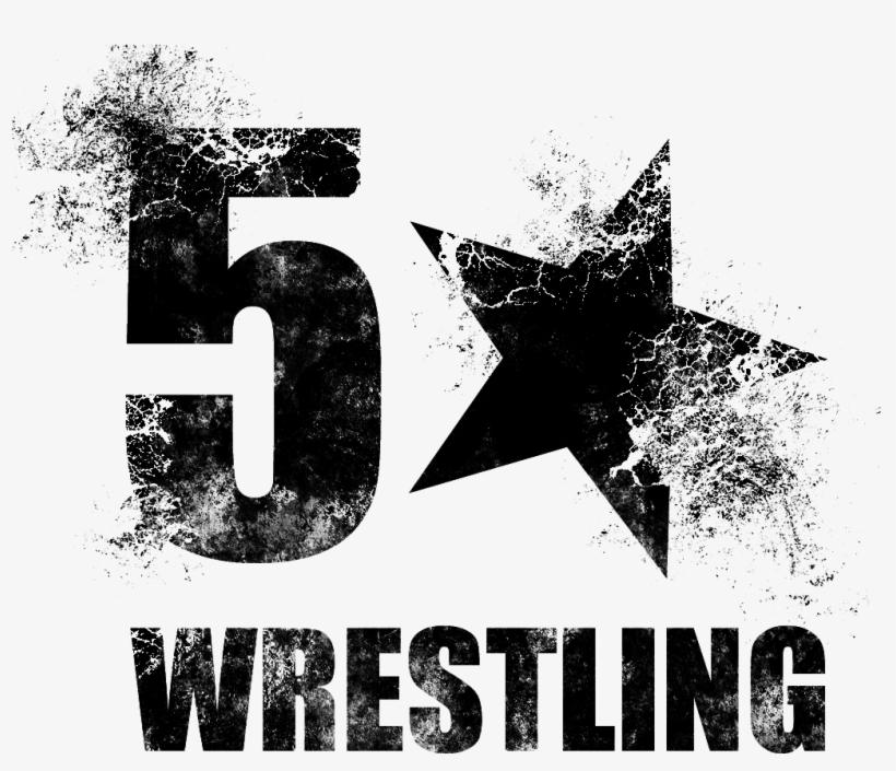 Wrestling Png Image - Five Star Wrestling Logo, transparent png #871052